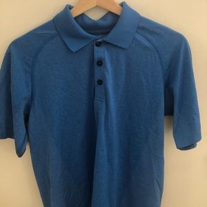 Lululemon Men's Swiftly Polo shirt Size Small